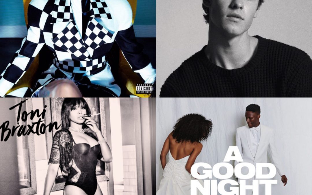 Your Fresh and Sexy Spring 2018 Playlist has arrived