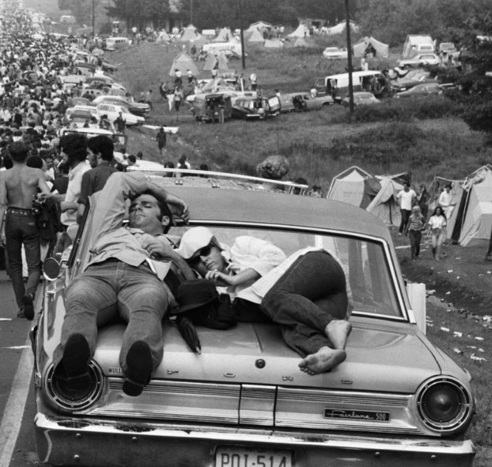 Music Festival FOMO: Woodstock 49 Years Later