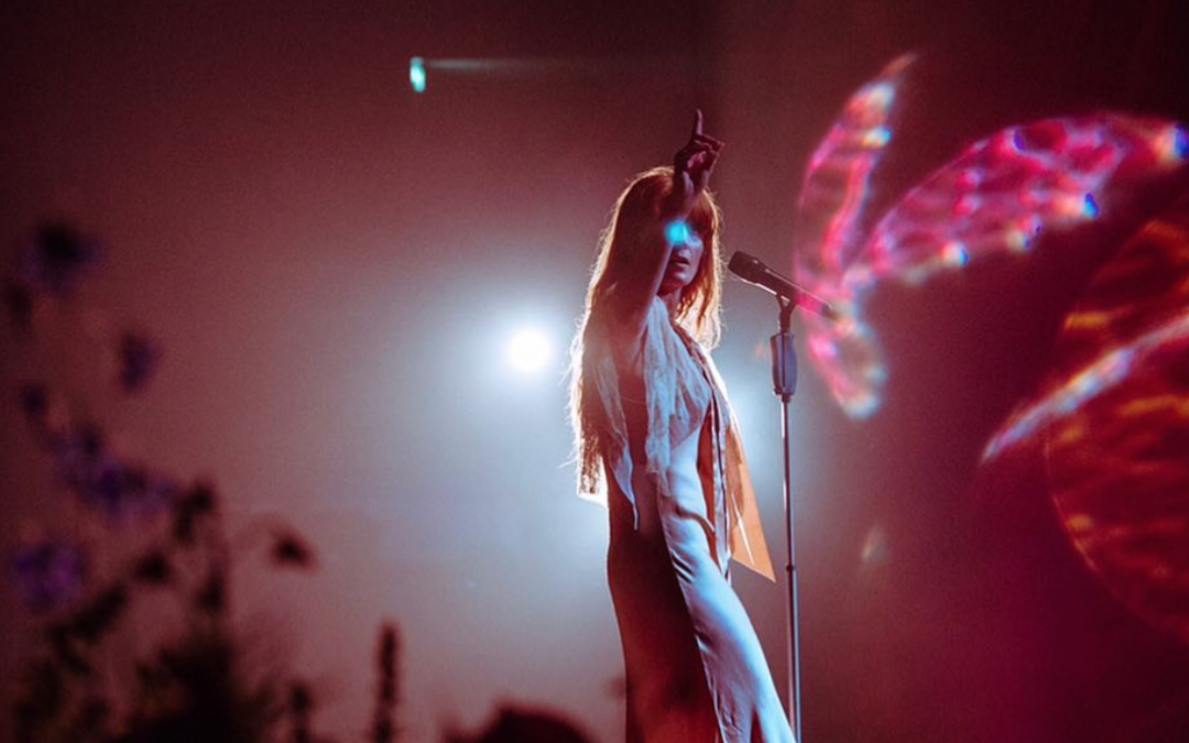 Florence & The Machine Drops New 'Hunger' Single